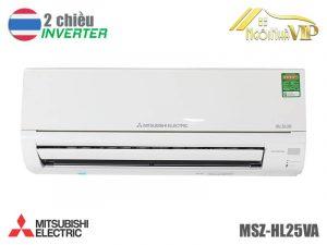 Điều hòa Mitsubishi Electric-MSZ-HL25VA