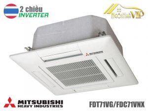 Điều hòa âm trần Mitsubishi Heavy FDT71VG/FDC71VNX