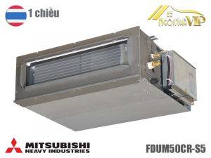 Điều hòa nối ống gió Mitsubishi Heavy FDUM50CR-S5