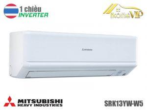 Điều hòa Mitsubishi Heavy SRK13YW-W5
