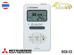 Điều khiển Mitsubishi Heavy RCH-E3