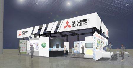 Mitsubishi Electric tại triển lãm tại EcoPro 2019