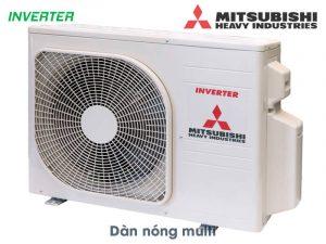 Dàn nóng điều hòa Multi Mitsubishi Haevy