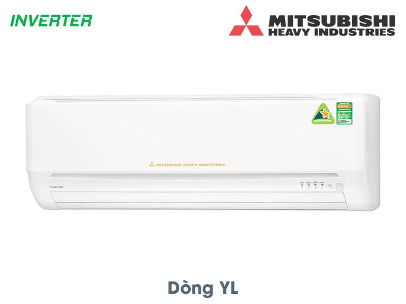 Điều hòa Mitsubishi Heavy 1 chiều Inverter YL Series