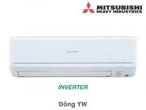 Điều hòa Mitsubishi Heavy 1 chiều Inverter YW Series