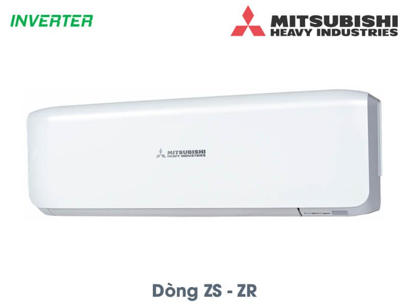 Điều hòa Mitsubishi Heavy 2 chiều Inverter ZS ZR Series