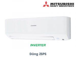 Điều hòa Mitsubishi Heavy 2 chiều Inverter ZSPS Series