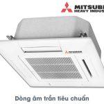 Điều hòa âm trần Mitsubishi Heavy tiêu chuẩn