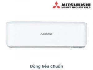 Điều hòa Mitsubishi Heavy 1 chiều tiêu chuẩn