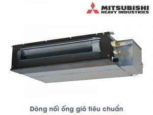 Điều hòa nối ống gió Mitsubishi Heavy tiêu chuẩn